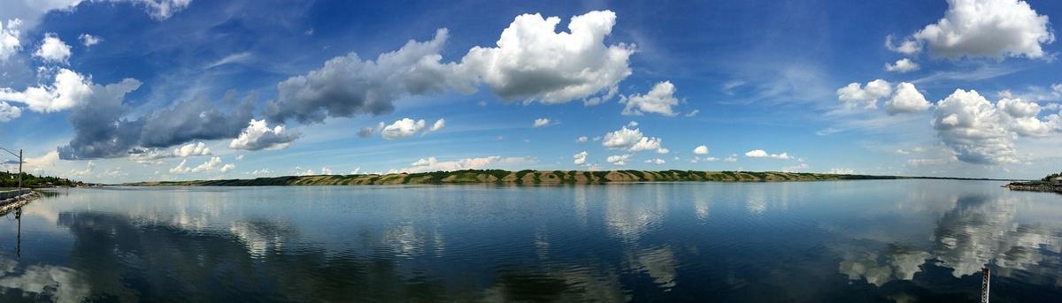 paysage saskatchewan